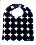Black Spot Big Bib